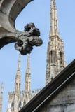Szenen von Mailand, Italien Lizenzfreies Stockbild