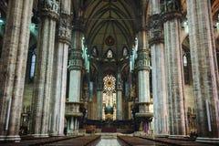 Szenen von Mailand, Italien Stockfotografie