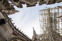 Szenen von Mailand, Italien Stockfotos