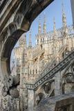 Szenen von Mailand, Italien Lizenzfreies Stockfoto