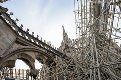 Szenen von Mailand, Italien Lizenzfreie Stockbilder