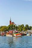 Szenen von Nynashamn, Stockfoto