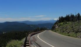 Szenische Ansicht Berg-Jeffersons Lizenzfreies Stockfoto