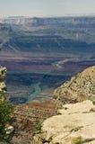 Szenische Ansicht des Grand Canyon Lizenzfreie Stockbilder