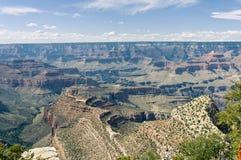 Szenische Ansicht des Grand Canyon Lizenzfreie Stockfotos