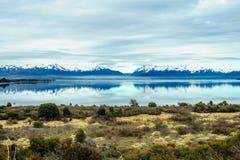 Szenische Ansicht in Patagonia Stockbild