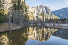Szenische Ansicht in schwingbrückenbereich in Yosemite Nationalpark, Kalifornien, USA Stockfoto