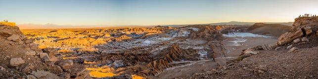Szenische Ansicht am Tal in Chile Stockfotos