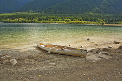 Szenische Ansicht von Bergen und von Seen Lizenzfreies Stockbild