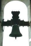 Szenische Ansichten von Cadiz in Andalusien, Spanien - Kathedrale Bell Lizenzfreie Stockfotografie