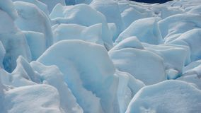 Szenische Ansichten von Glaciar Perito Moreno, EL Calafate, Argentinien lizenzfreies stockfoto