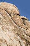 Szenische Felsen in Joshua Tree National Park Stockfotografie