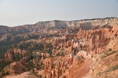 Szenische Landschaft von Bryce National Park bei Utah, USA stockbilder