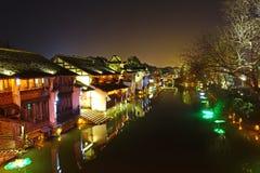 Szenische Westzone Wuzhen Lizenzfreies Stockbild