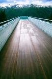 Szenischer Berg übersehen Stockbilder