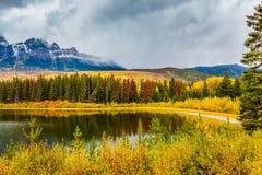 Szenischer Herbst lizenzfreie stockfotografie