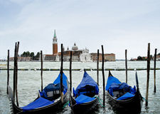 Szenisches Venedig Stockfotografie