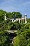Szent Gellert monument in Budapest Royalty Free Stock Photos