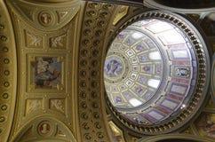 Szent Istvan Bazilika Fotografia Stock Libera da Diritti