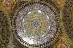 Szent Istvan Bazilika Fotografia Stock