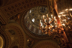Szent Istvan Bazilika Fotos de archivo libres de regalías
