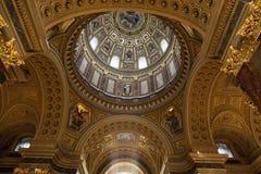 Szent Istvan Bazilika Royalty Free Stock Photos