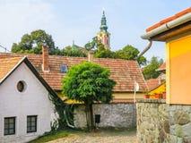 Szentendre, cittadina in Ungheria Fotografie Stock