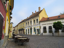Szentendre, Hongrie image stock