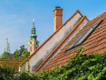 Szentendre, Hongrie photos stock
