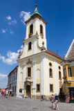 By Szentendre i Ungern arkivbilder
