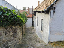 Szentendre, pequeña ciudad en la Hungría Imagenes de archivo