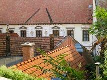 Szentendre, pequeña ciudad en la Hungría Fotos de archivo