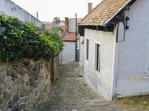 Szentendre, petite ville en Hongrie Images stock