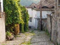 Szentendre, petite ville en Hongrie Image libre de droits