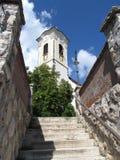 Szentendre, Węgry kościół Zdjęcia Stock
