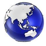 szereg globalnych przedsiębiorstw Zdjęcie Stock