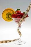 szereg owocowe Fotografia Stock