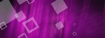 szereg purpurowych tło ilustracja wektor