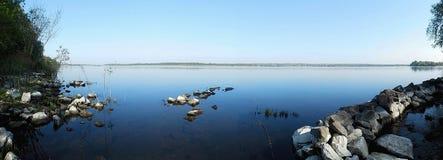 Szeroka rzeka Zdjęcie Stock