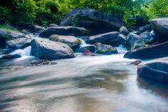 Szeroka rzeka obraz royalty free