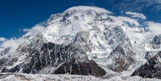 Szeroki szczyt Obrazy Stock