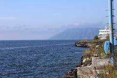 Szerokość Baikal fotografia stock