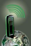 szerokopasmowy modem Zdjęcie Stock