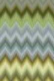 Szewronu ulistnienia trawy zielony lato T?o ilustracja wektor