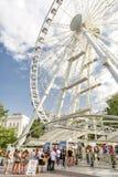 Sziget's Eye, Budapest, Hungary Royalty Free Stock Photo
