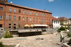 Szinva terrace -  Miskolc Stock Image