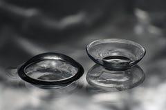 szkła kontaktowe Zdjęcia Royalty Free