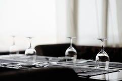 szkła niektóre wine Obraz Stock