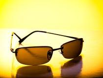szkła słońce Zdjęcie Royalty Free