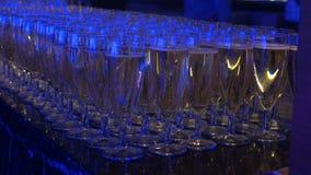 Szkła szampan 3 zbiory